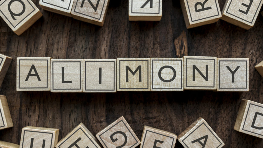 2018 Tax Law Changes Affect Alimony